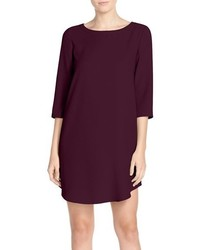BB Dakota Jazlyn Crepe Shift Dress