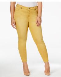d2cc6149a0b6d ... Celebrity Pink Trendy Plus Size Infinite Stretch Colored Wash Jeans ...