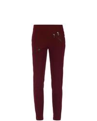 Mara Mac Zipped Skinny Trousers