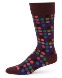 Paul Smith Multi Dot Socks