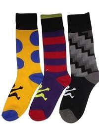 Dark Purple Socks