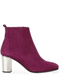 Chunky heel chelsea boot medium 180475