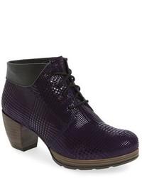 Jacquerie lace up bootie medium 5254154