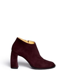 Nobrand Suede Ankle Boots