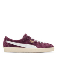 Harmony Burgundy Puma Edition Crack Cc Sneakers