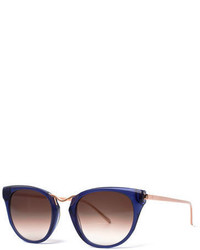 Thierry Lasry Hinky Cat Eye Sunglasses