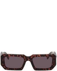 Marcelo Burlon County of Milan Red Black Retrosuperfuture Edition Mestizo Sunglasses