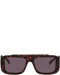 Marcelo Burlon County of Milan Red Retrosuperfuture Edition Cruz Sunglasses