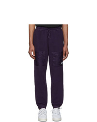 adidas Originals Purple Vocal Track Pants