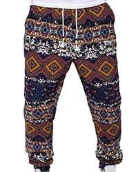 Dark Purple Sweatpants