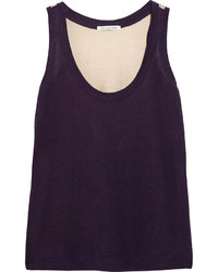 Dark Purple Tank