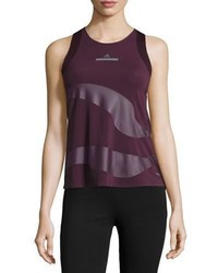 adidas by Stella McCartney Adizero Run Tank Top Purple