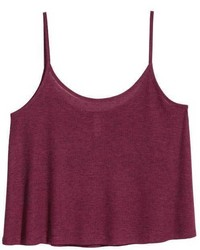 H&M Ribbed Camisole Top