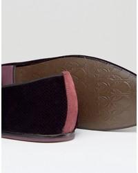 5eafae50af143 ... Ted Baker Thrysa Velvet Tassel Loafers ...