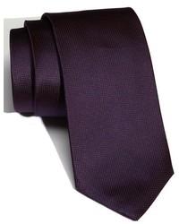 Woven silk tie medium 114998