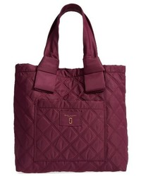 Marc Jacobs Knot Tote Purple