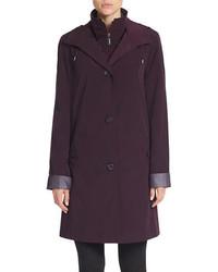 Dark Purple Trenchcoat