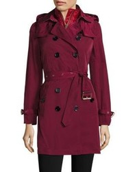 Burberry Churchdale Trench Coat Quilted Gilet