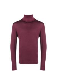Altea Fine Knit Turtleneck Sweater