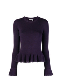 See by Chloe See By Chlo Ruffled Sweater