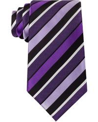 Sean John Kurt Stripe Extra Long Tie