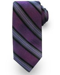 Haggar Striped Woven Tie