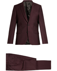 Paul Smith Soho Fit Wool Suit