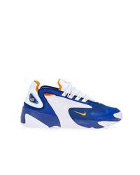 Deportivas azules de Nike