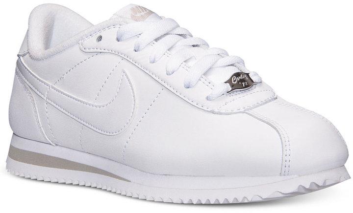 Zapatillas Nike Blancas Enteras