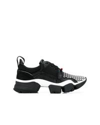 Deportivas en negro y blanco de Givenchy