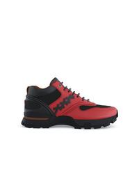 Deportivas en rojo y negro de Ermenegildo Zegna XXX