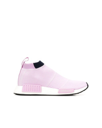 Deportivas rosadas de adidas