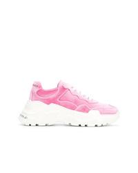 Deportivas rosadas de Philipp Plein
