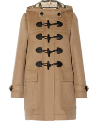 Duffel-coat brun Burberry
