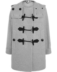 Duffel-coat gris Burberry