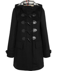 Duffel-coat noir Burberry