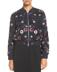 Embroidered bomber jacket original 4529344