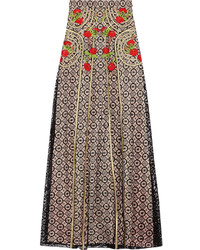Embroidered maxi skirt original 1469738