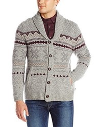 Fair isle shawl cardigan original 2472422