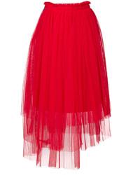 d2e0eb40a Comprar una falda de tul roja  elegir faldas de tul rojas más ...