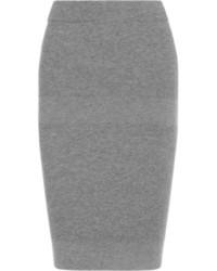 93d4e3c50 Comprar una falda de punto gris de NET-A-PORTER.COM: elegir faldas ...