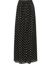 63ee5b922 Comprar una falda larga de gasa negra: elegir faldas largas de gasa ...