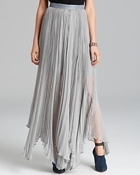 68836aa04 Comprar una falda larga plisada gris de NET-A-PORTER.COM: elegir ...