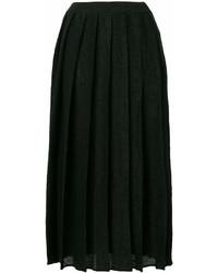 b55205604 Comprar una falda midi plisada negra: elegir falda midi plisadas ...