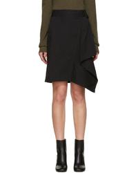 Falda negra de 3.1 Phillip Lim