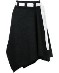 Falda negra de Proenza Schouler