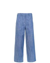 Falda pantalón azul de Nk