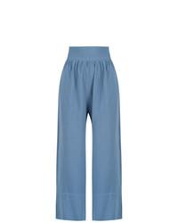 Falda pantalón azul de Olympiah