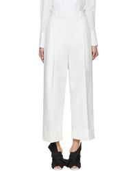 Falda pantalón blanca de 3.1 Phillip Lim
