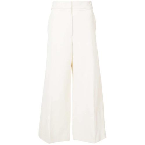 afdc00970 $291, Falda pantalón blanca de Proenza Schouler
